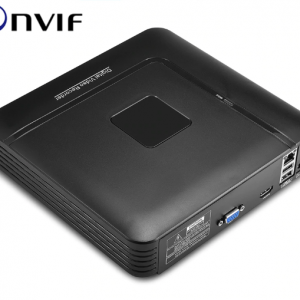 Mini NVR Full HD 1080 4 kanaals